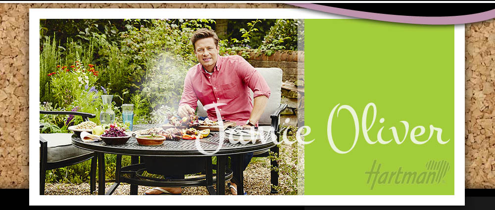 Jamie Oliver Garden Furniture