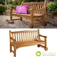chartwell wheeled bench