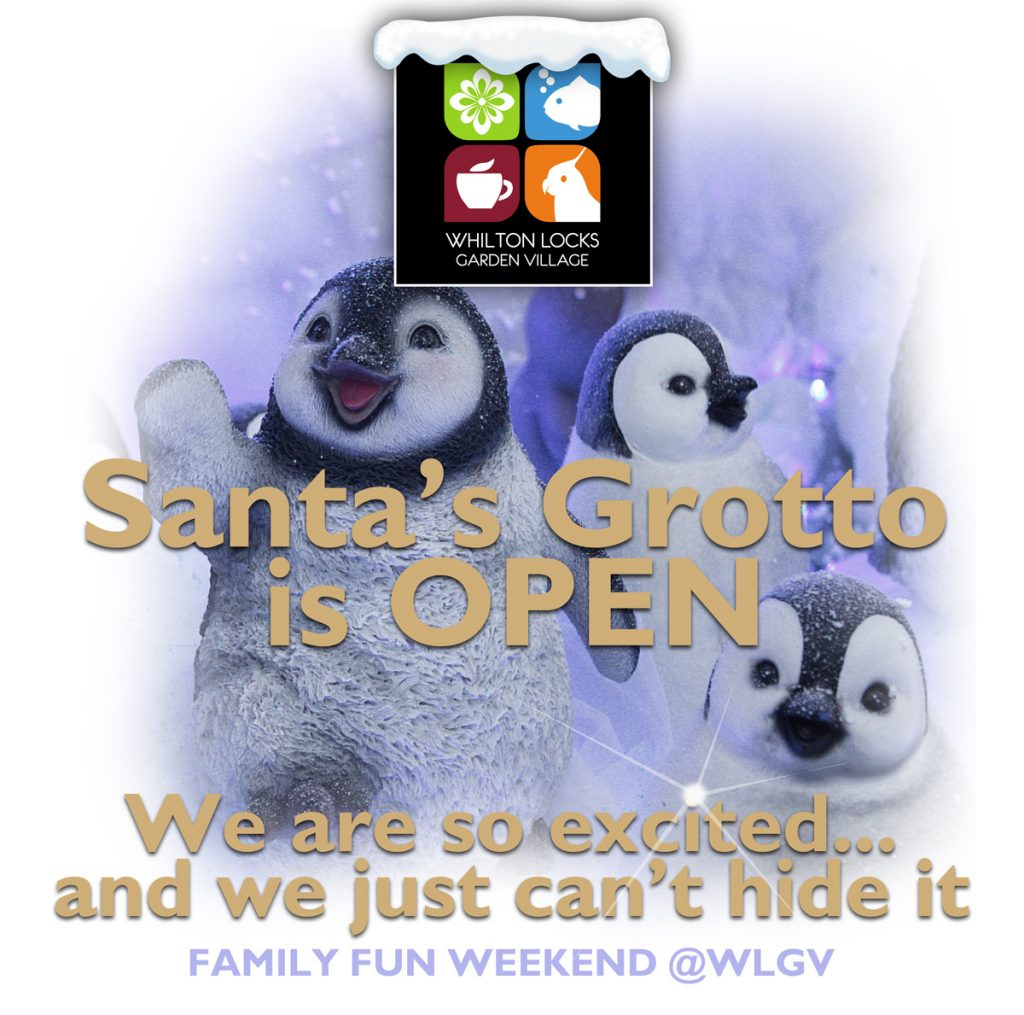 Santa Grotto Daventry