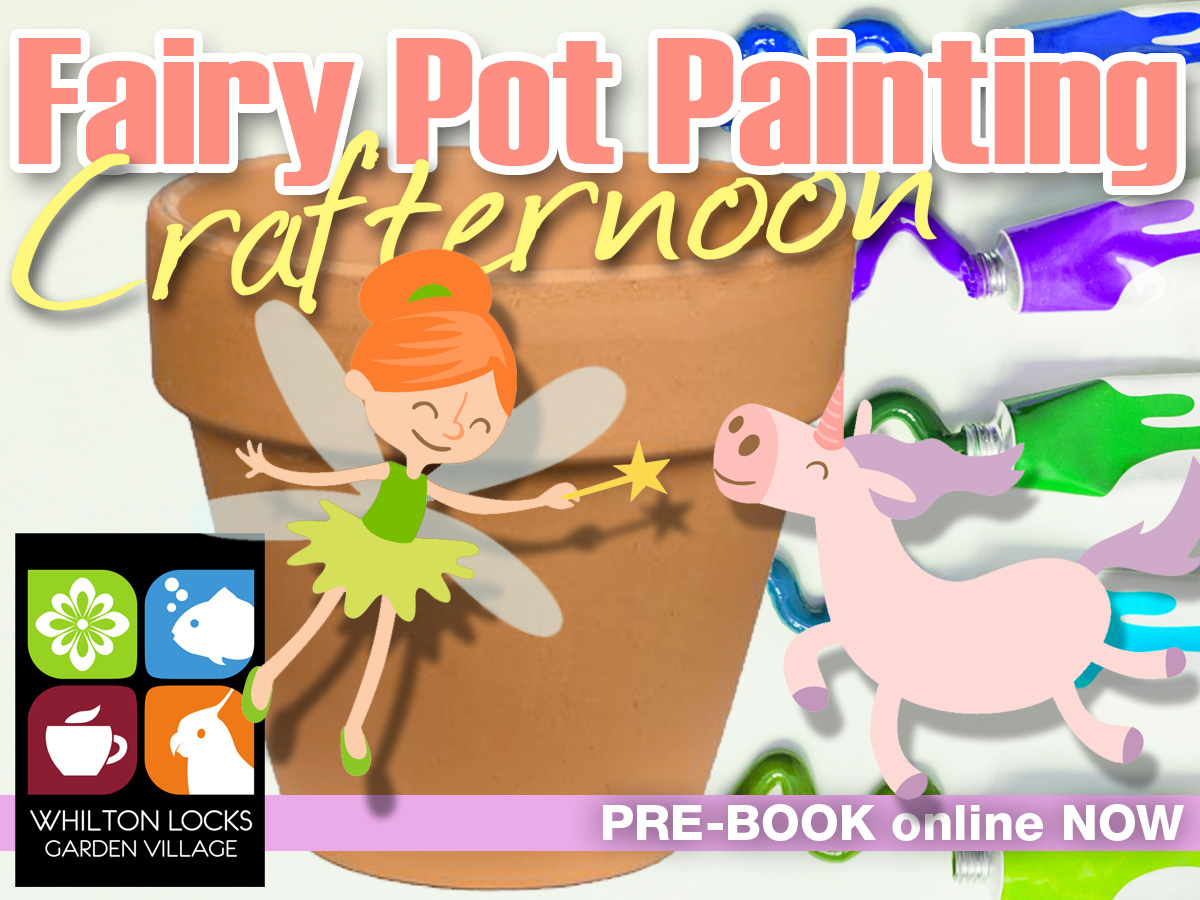 pot painting at whilton locks