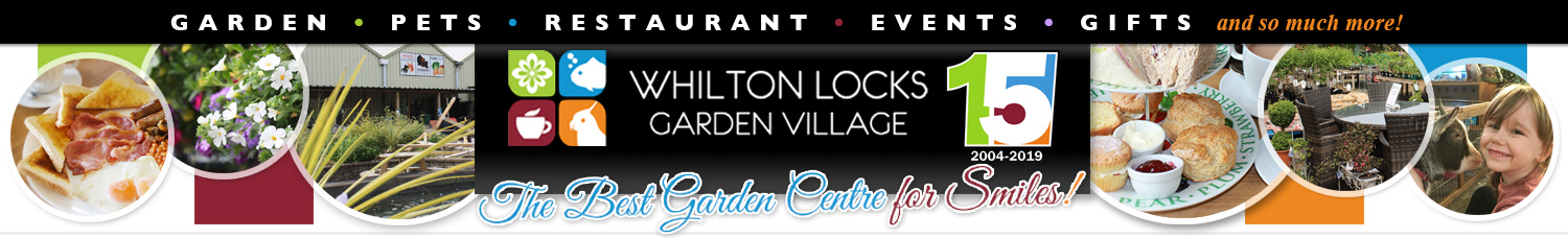 Whilton Locks Garden Village
