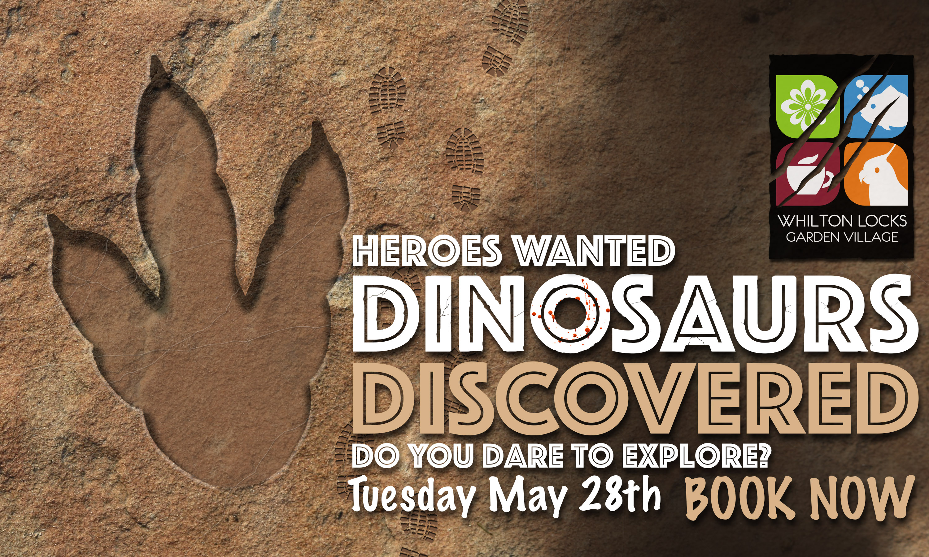 dinosaur activity day