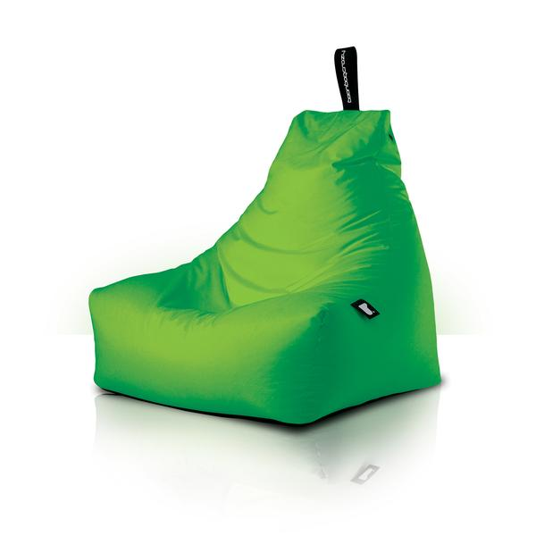 Extreme Lounging Mini B Outdoor Bean Bag Lime